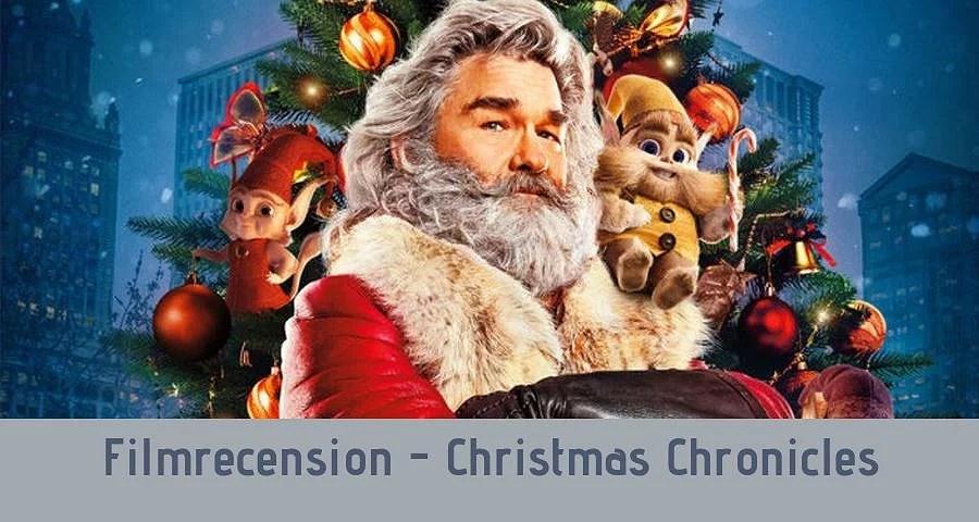 Filmrecension - Christmas Chronicles