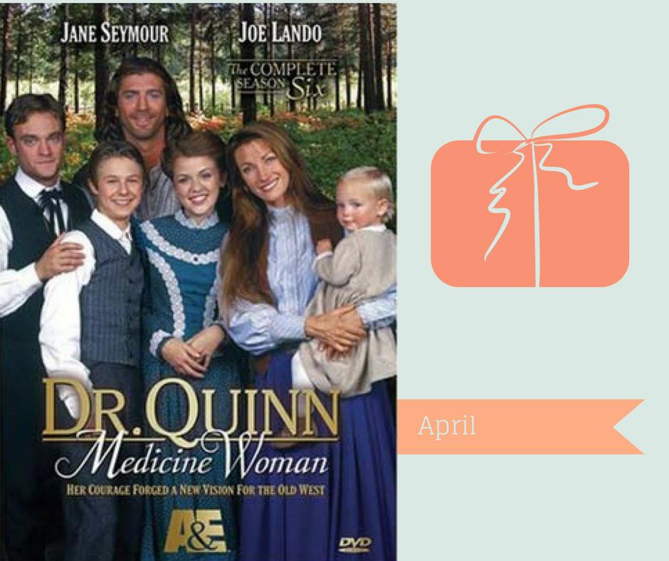 90-tals serier man borde ha sett - Dr Quinn