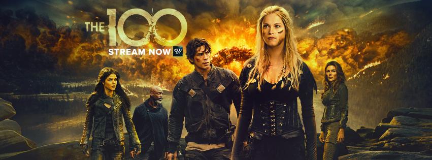 The 100 & Gotham