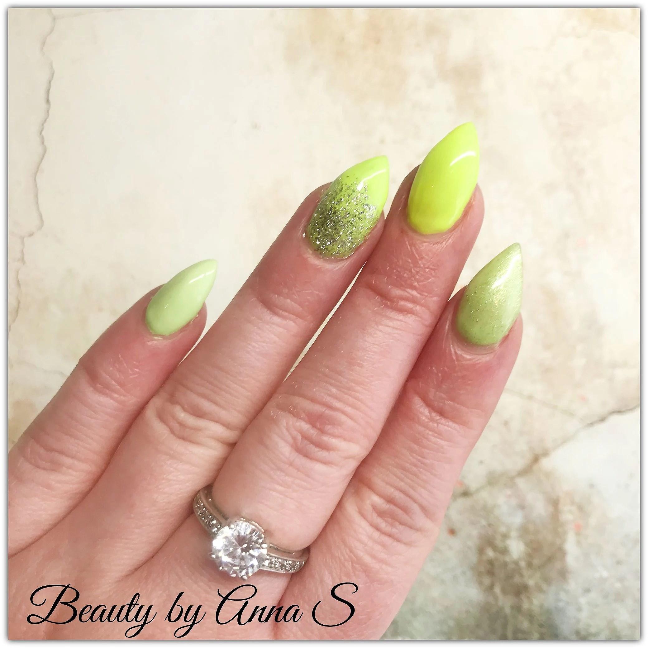 Ny vecka och nya naglar
