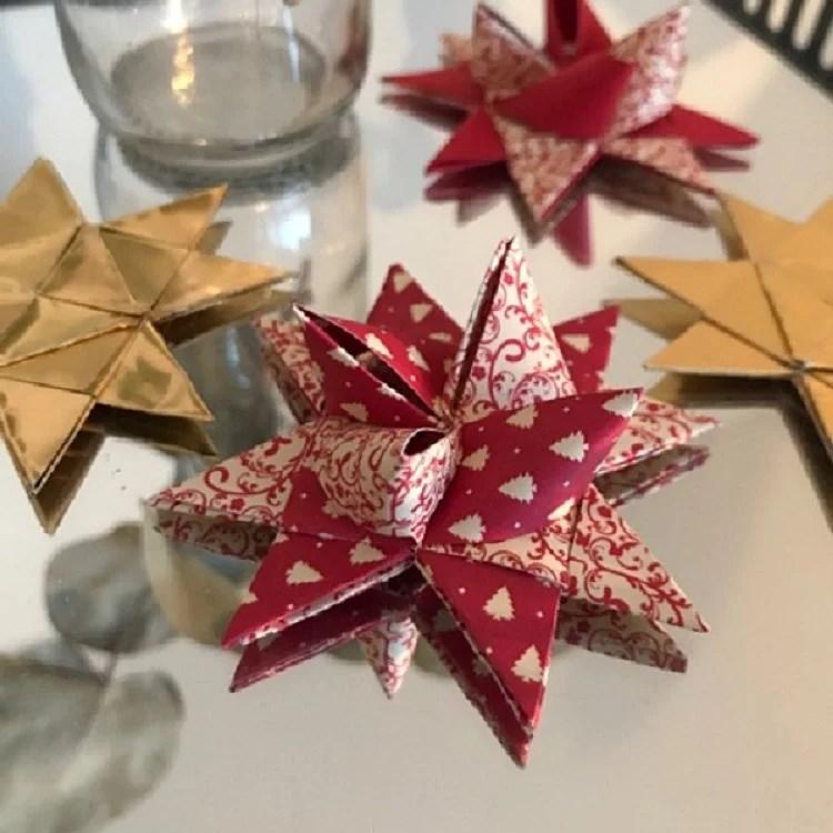Julstjärnor och minnen
