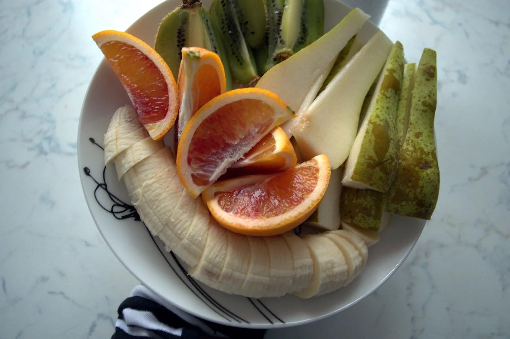 Fruity sunday