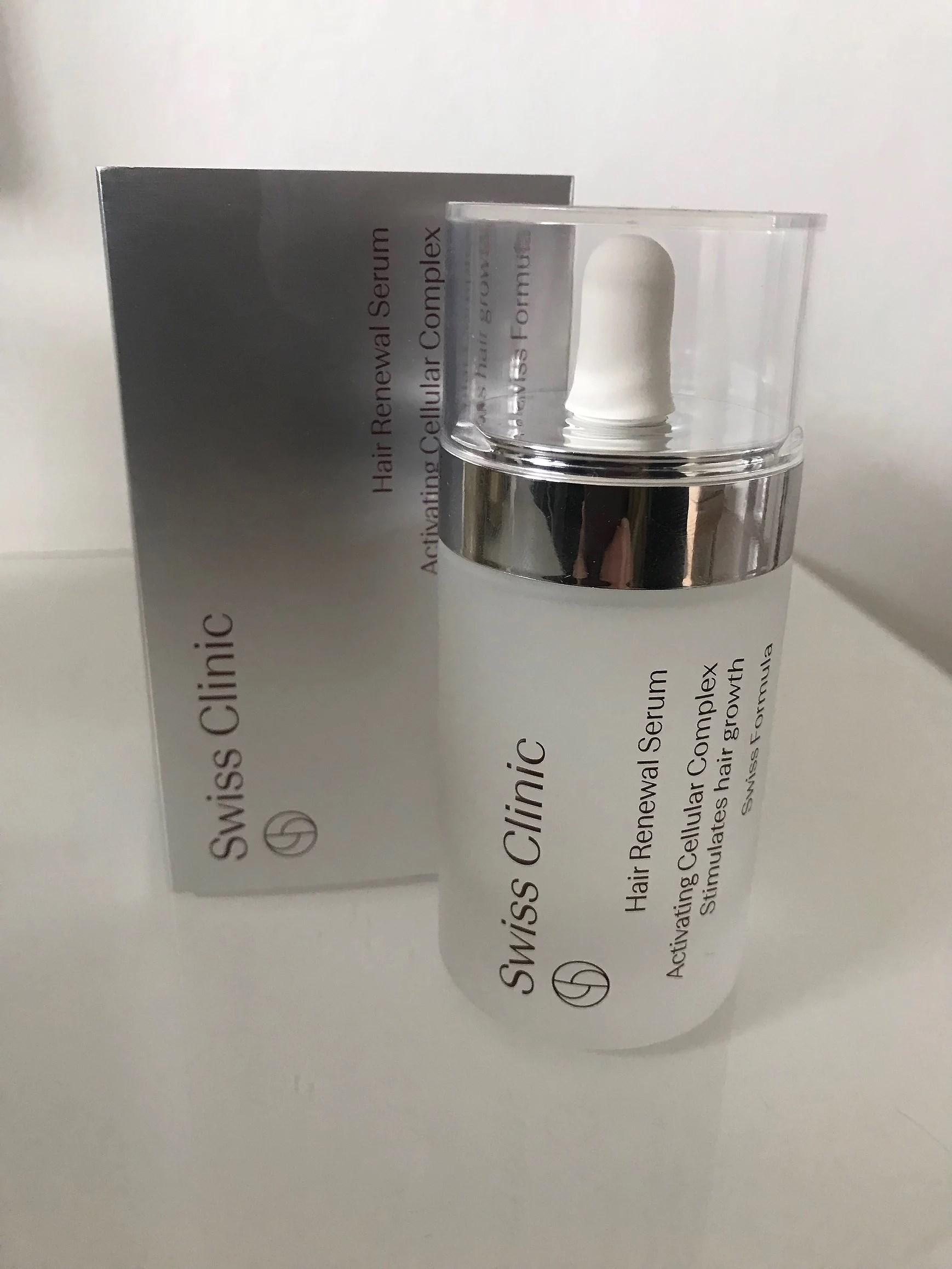 Swiss clinic - hair serum