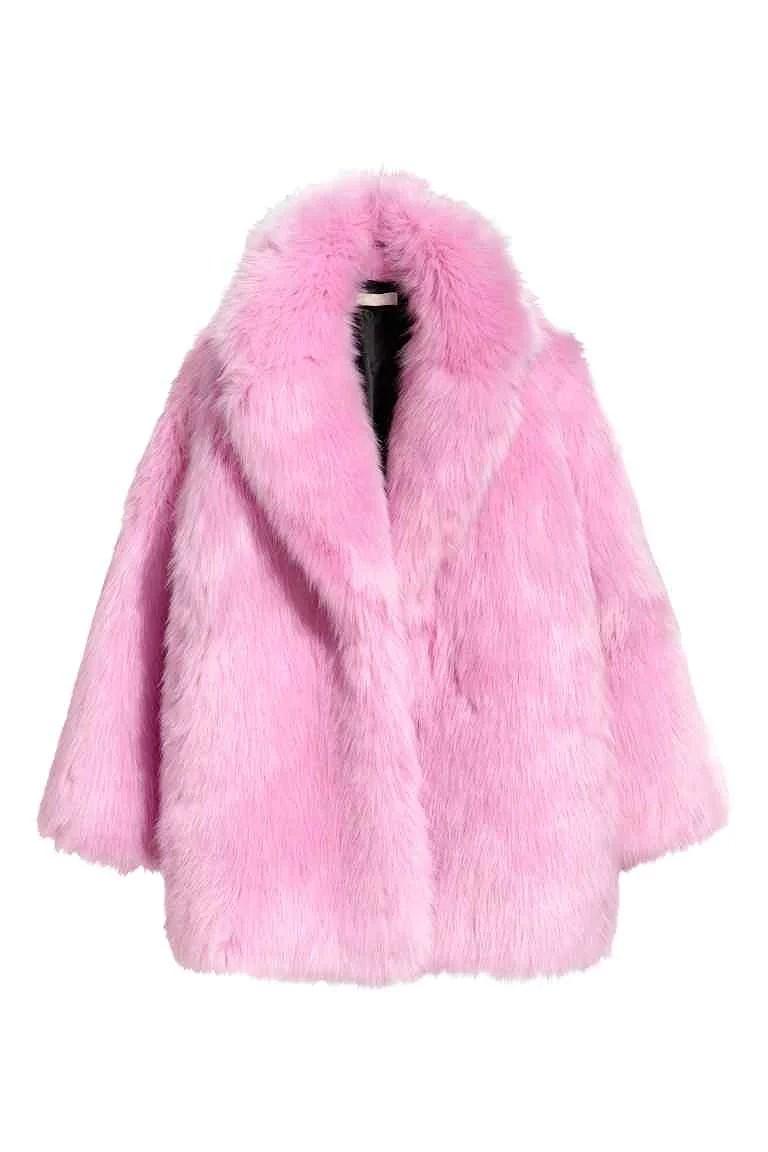 Bomb AF faux fur jackets