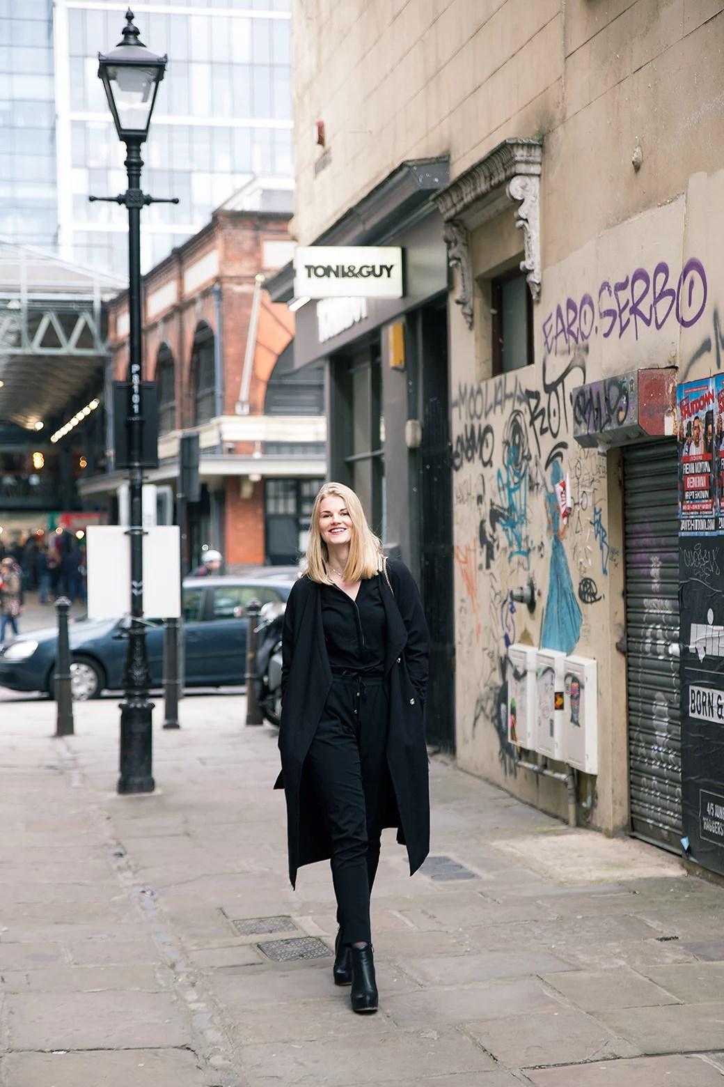 Outfit - Spitalfields market