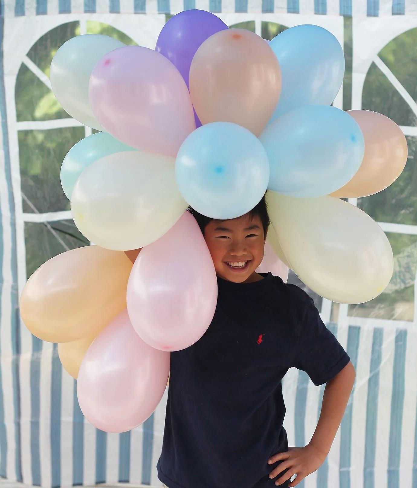 Vinces fyller 9 år och bjuder in till sommarfest!