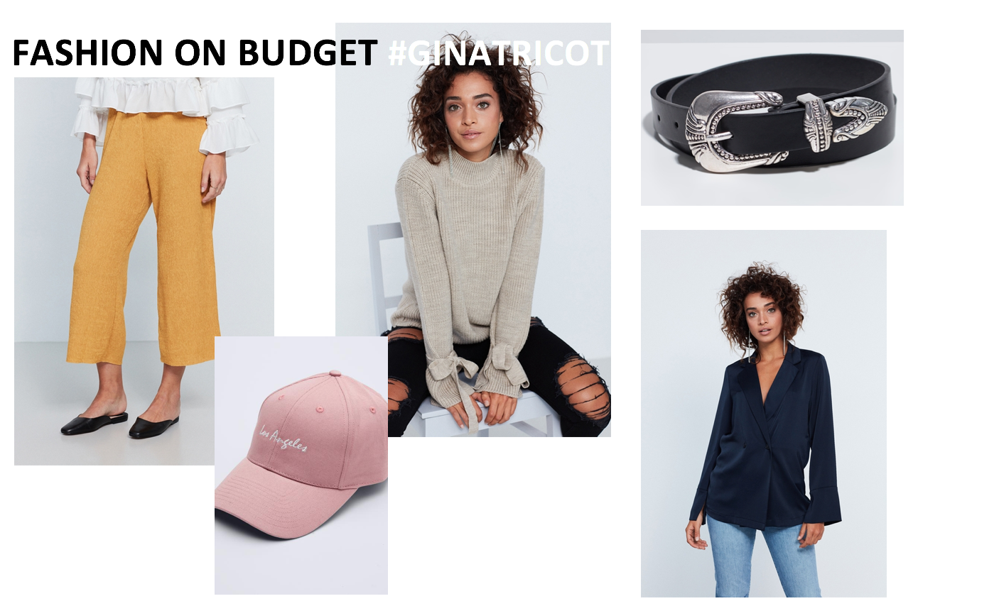 FASHION ON BUDGET #GINATRICOT (12 ITEMS UNDER 300KR)