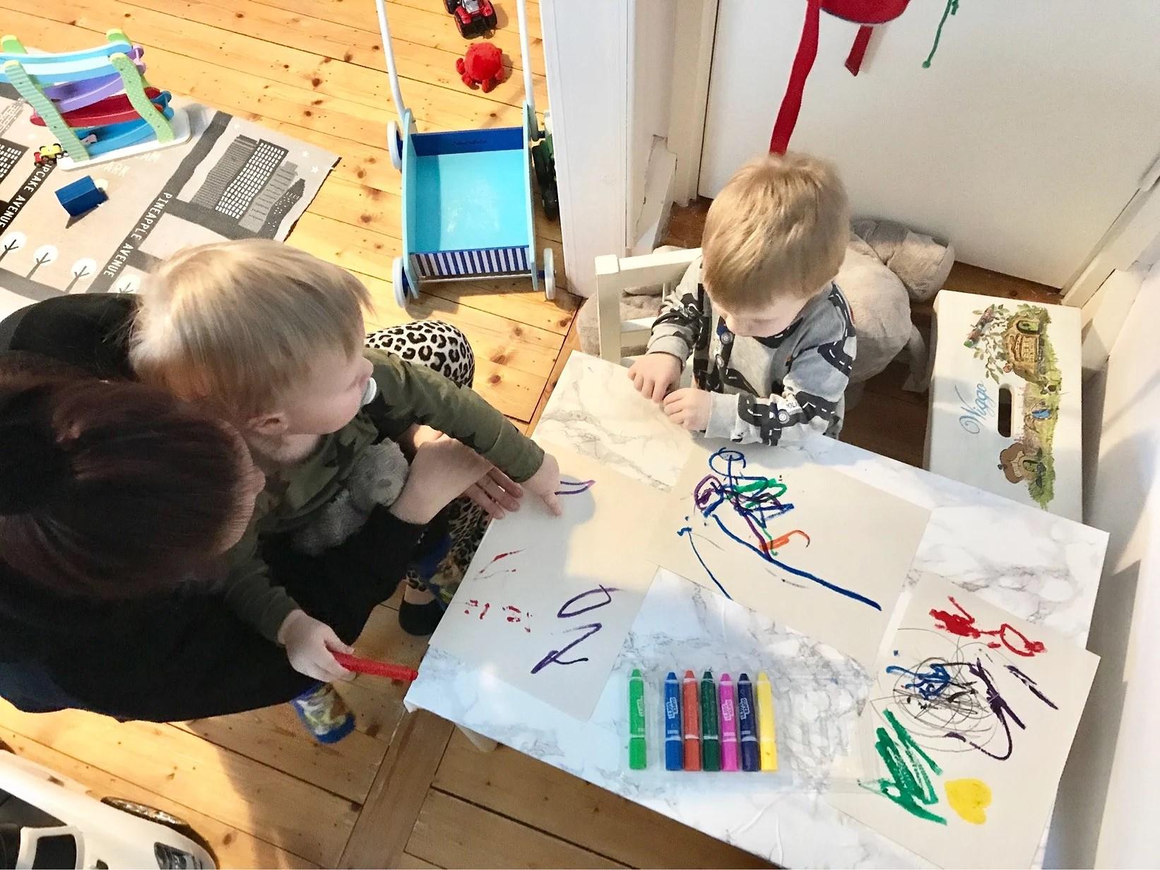 FULLT ÖS & KONSTIGA VÄRKAR