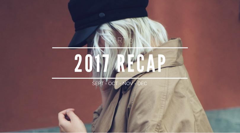 2017 RECAP / 3