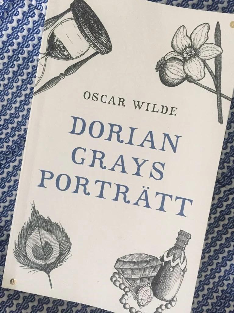 Dorian Gray av Oscar Wilde