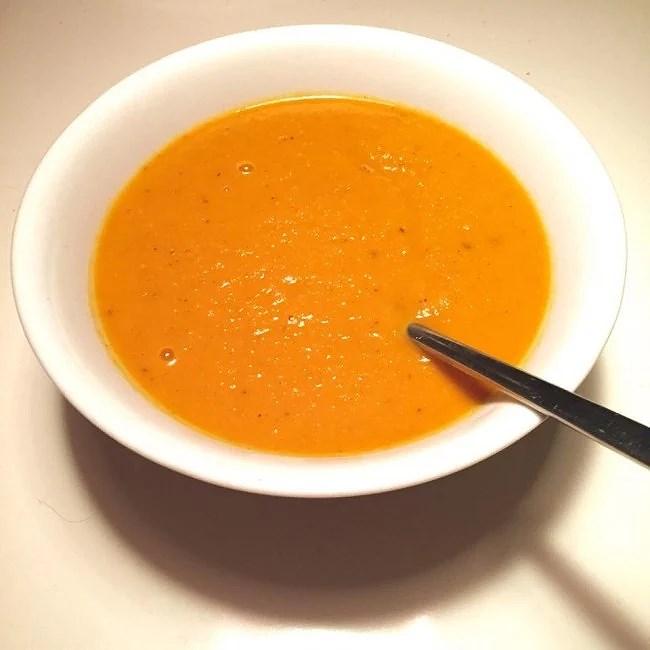 Sötpotatissoppa