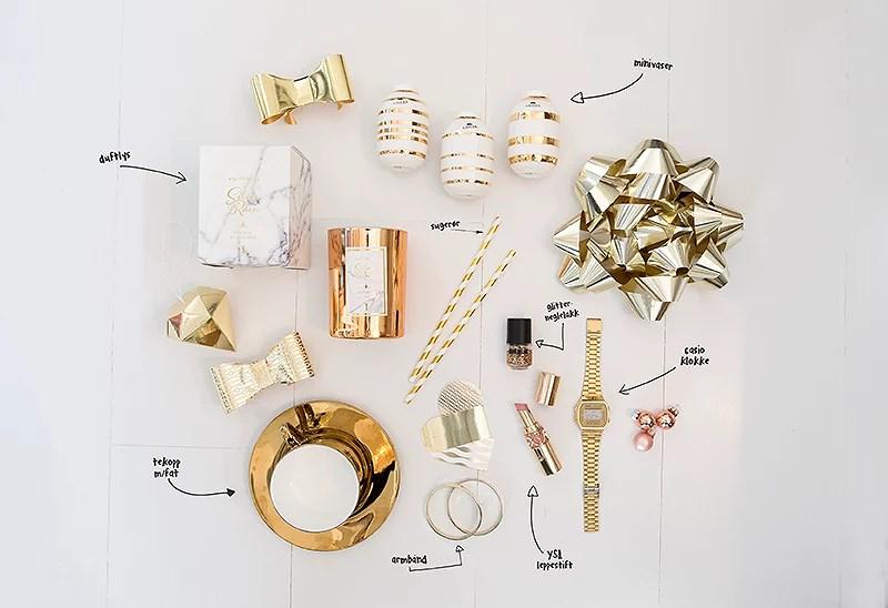 krist.in julegavetips gaver gull venninne kähler vaser mini kopp kremmerhuset duftlys casio klokke