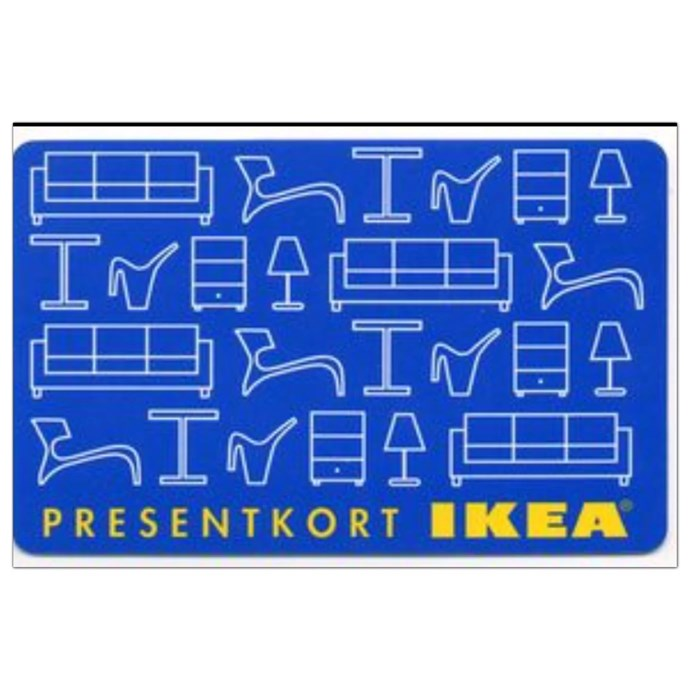 f gratis presentkort p ikea stonetag blog. Black Bedroom Furniture Sets. Home Design Ideas