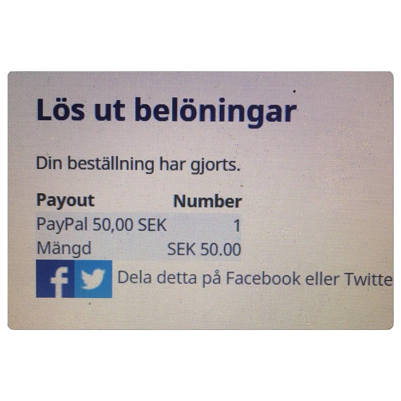 Årets första utbetalning från Mobrog
