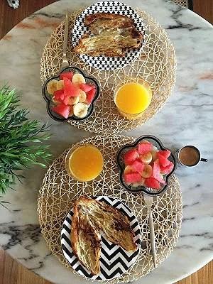¡A desayunar! Propuestas para un desayuno completo y saludable