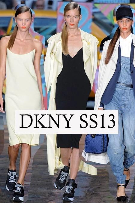 DKNY SPRING 2014 - LOOKS I LIKE