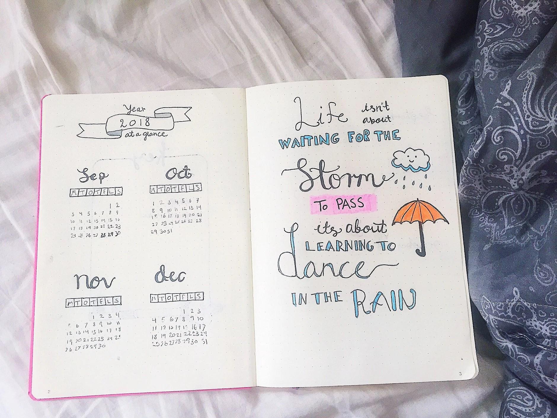 Hur förbereder man sig inför ett år fullt med press och stress?