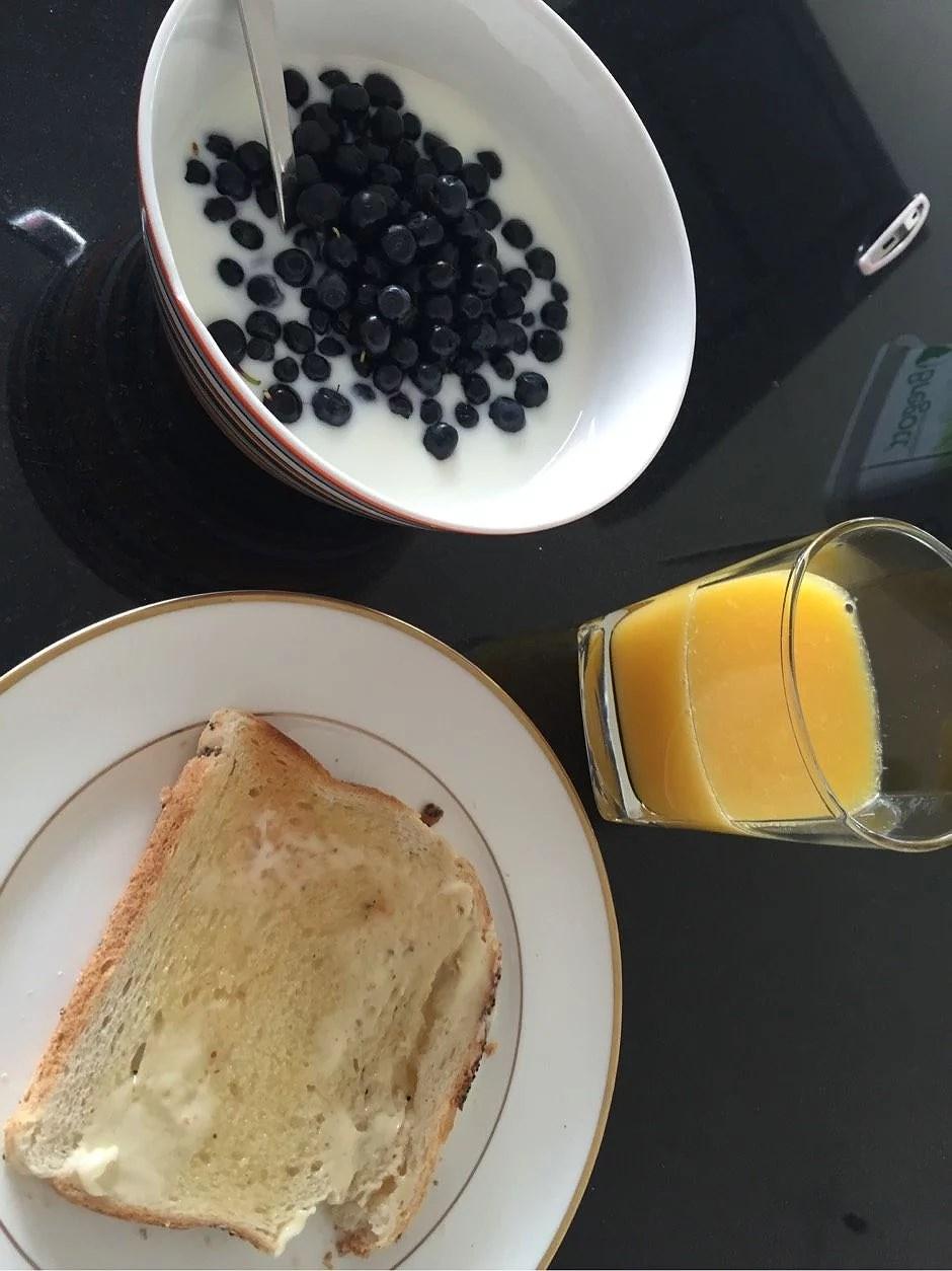 •breakfast