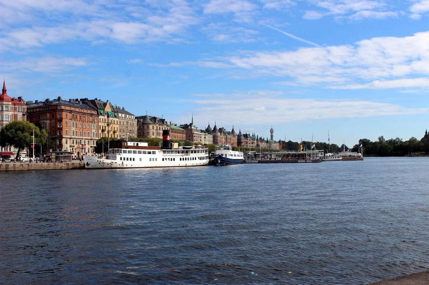 Mina dagar i Stockholm