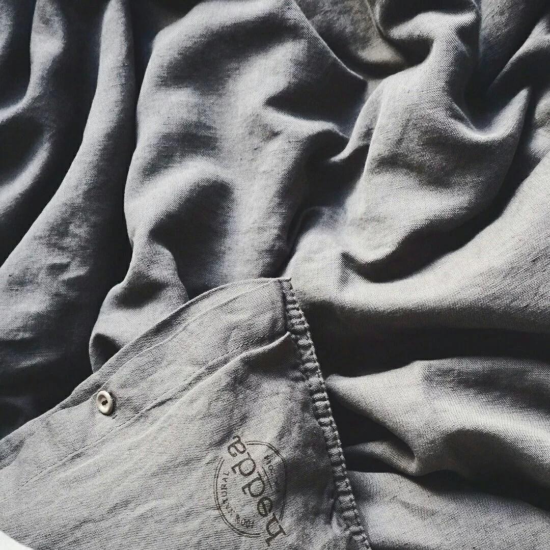Grått linne