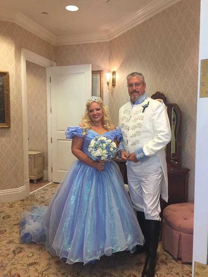 Askungen bröllop