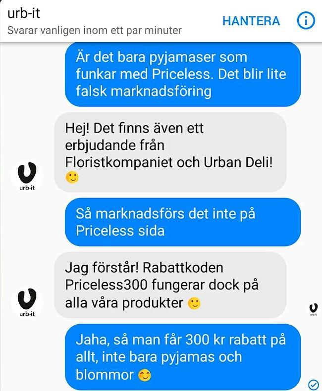 swedbank priceless