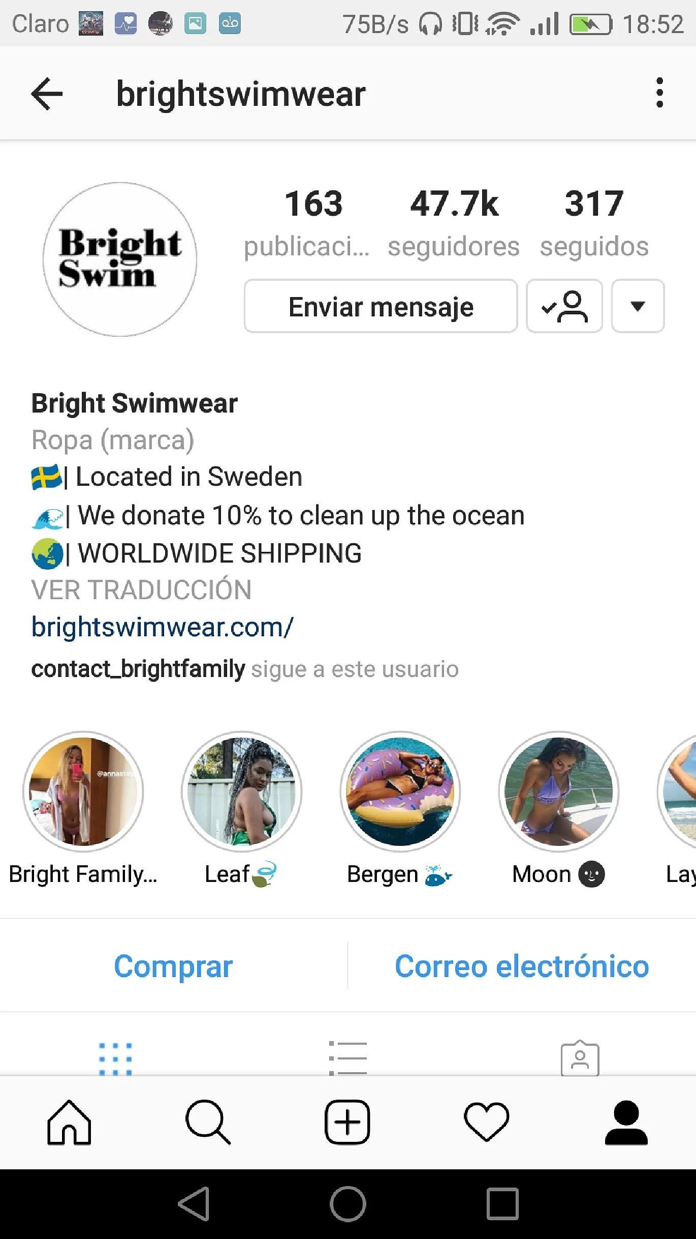 Bright Swimwear 👙