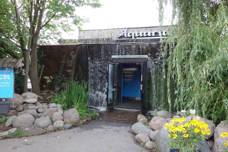 En dag på aquaria!