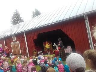 Barnfest @ Rasmusbacken