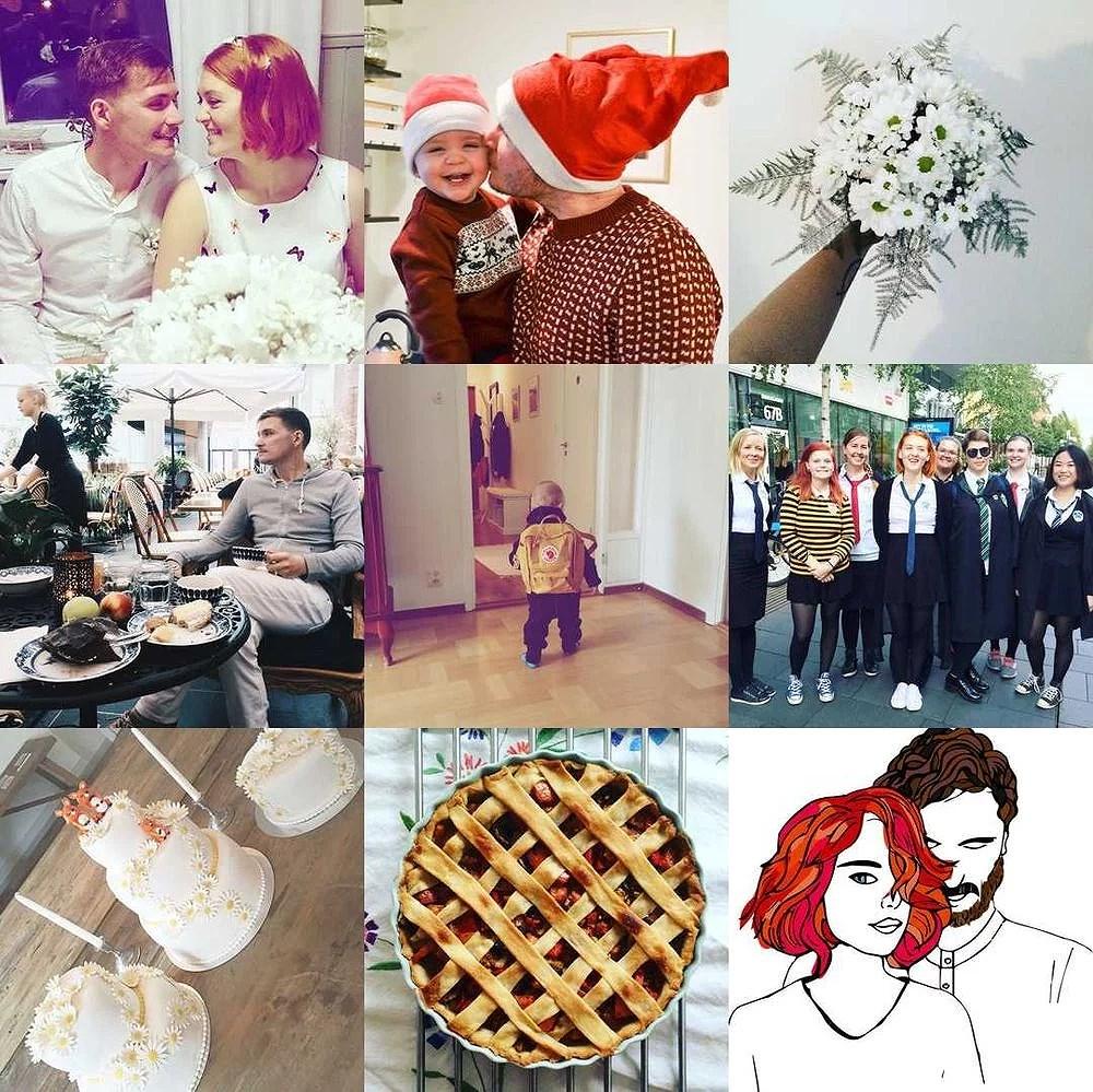 Mina nio mest likeade instagrambilder 2016