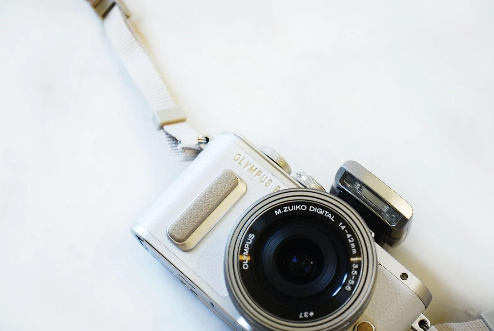 New camera + event snack