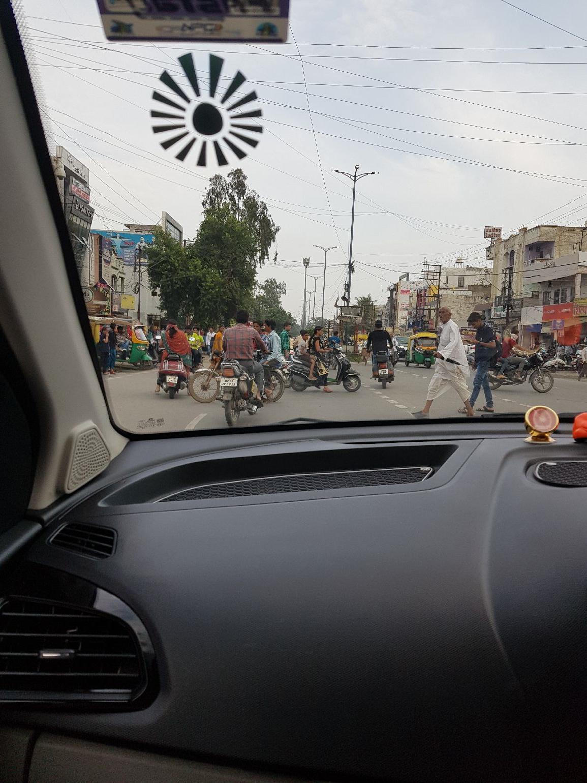 Välkommen till Indien