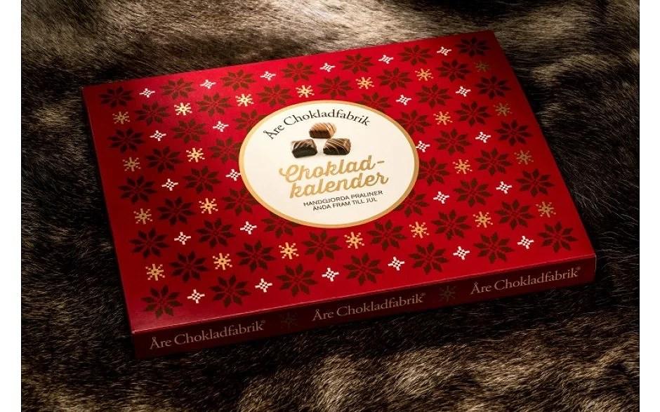 Årechoklad Chokladkalender