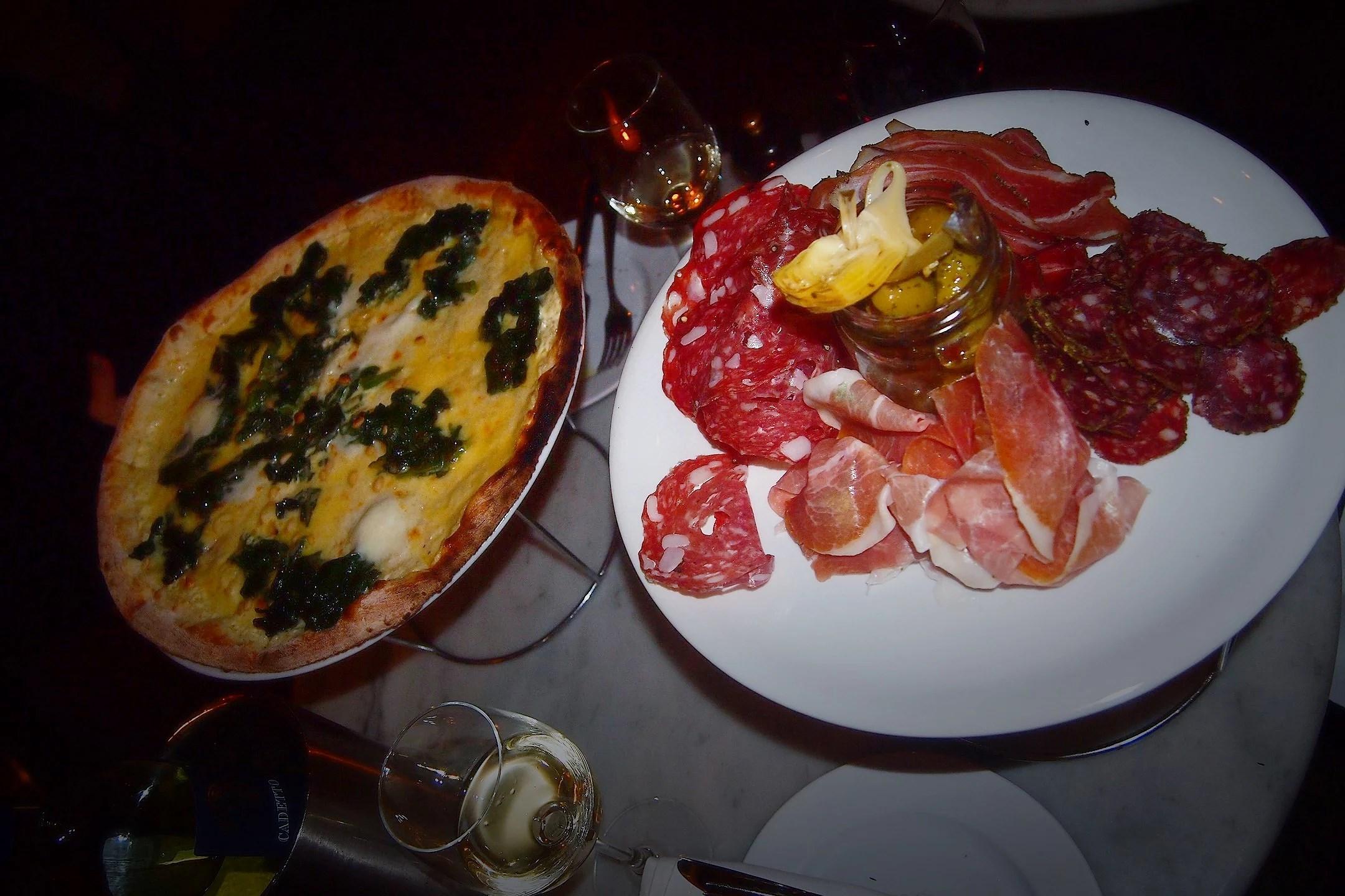 Kvalitetstid  och middag på Brillo