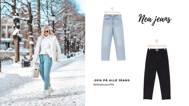 Salg på mine favoritt jeans!