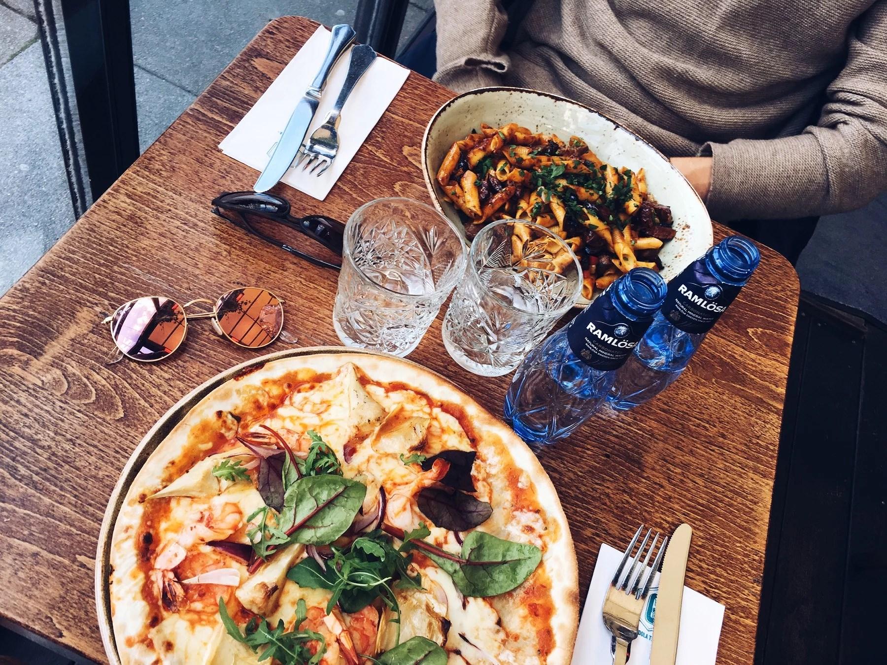 YESTERDAYS PIZZA
