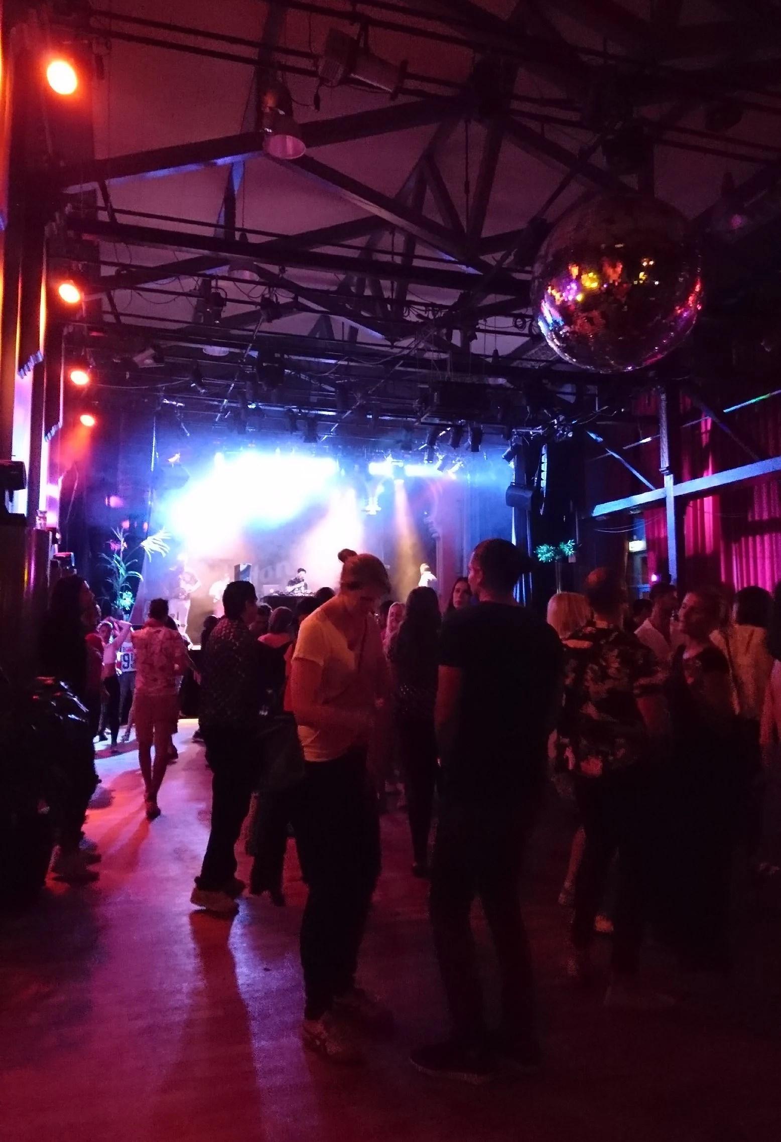 I love reggaeton festival och efterfest på Moriskan