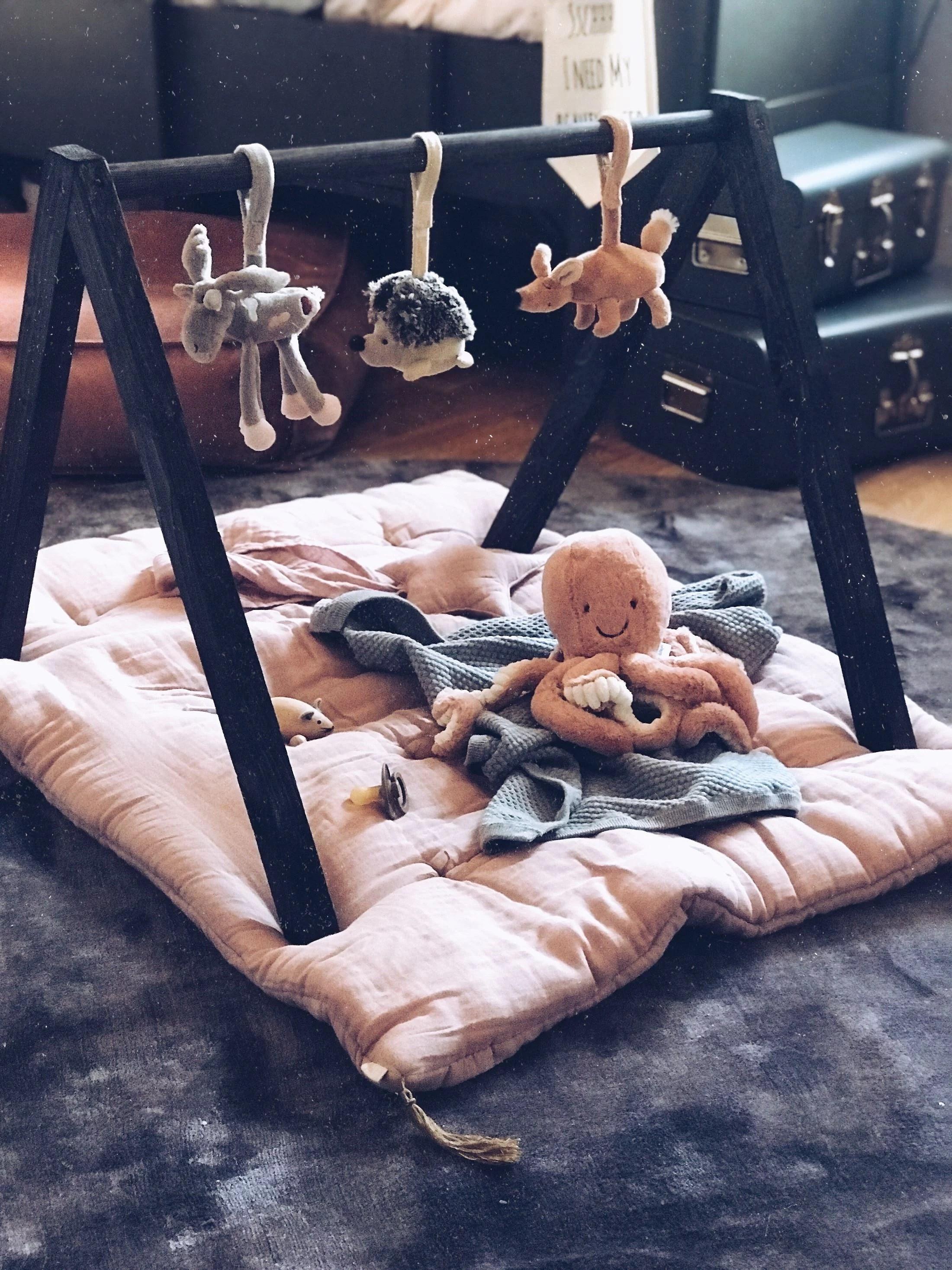 DET NYA BABYGYMMET!