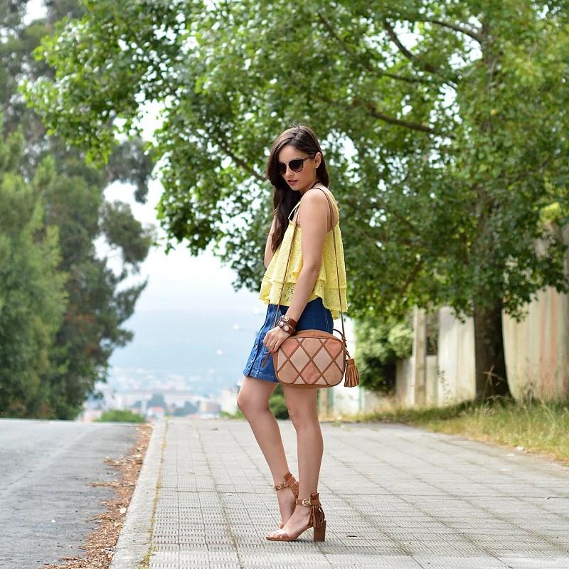 zara_stradivarius_ootd_outfit_mini falda_denim_02