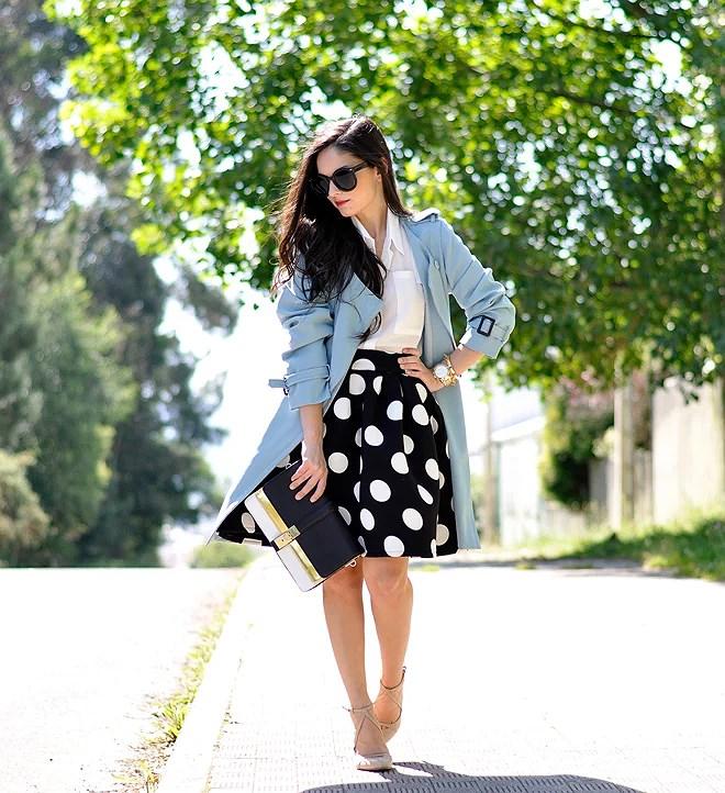 Dots Skirt_08