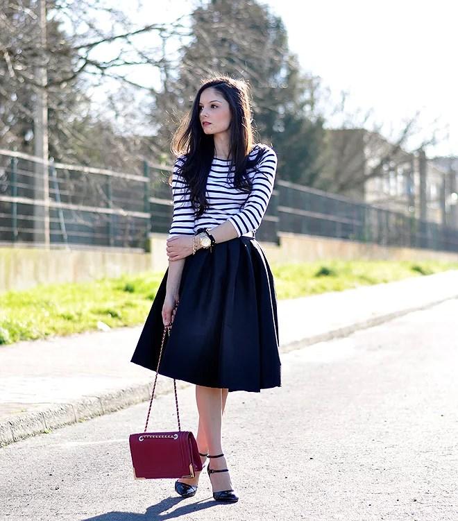 ...Midi Skirt...
