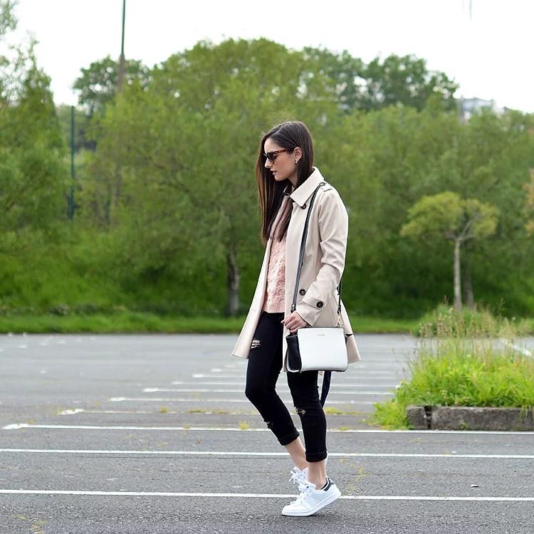 Zara_ootd_outfit_oasap_stan_smith_como combinar_sneakers_jeans_02