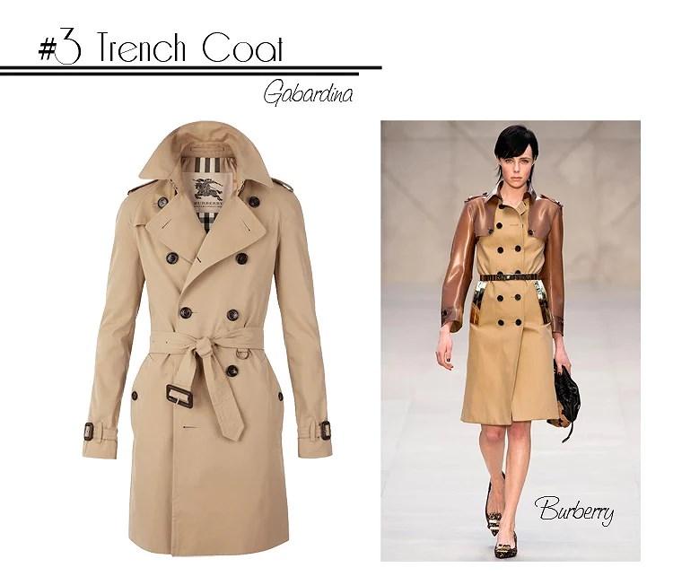 3 Trench Coat