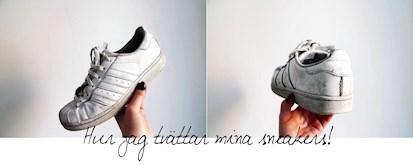 träffa billig försäljning annorlunda Tips på hur man snabbt kan tvätta sina sneakers | Alexandra Lönn