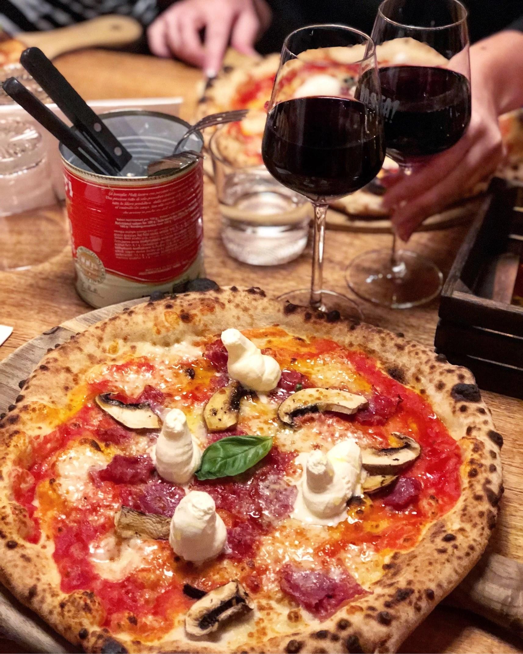 Basta Urban Italian!