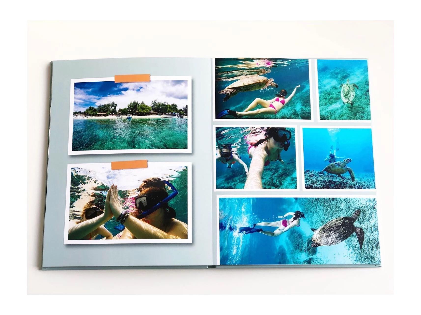 Backpacking i Asien - Fotobok!