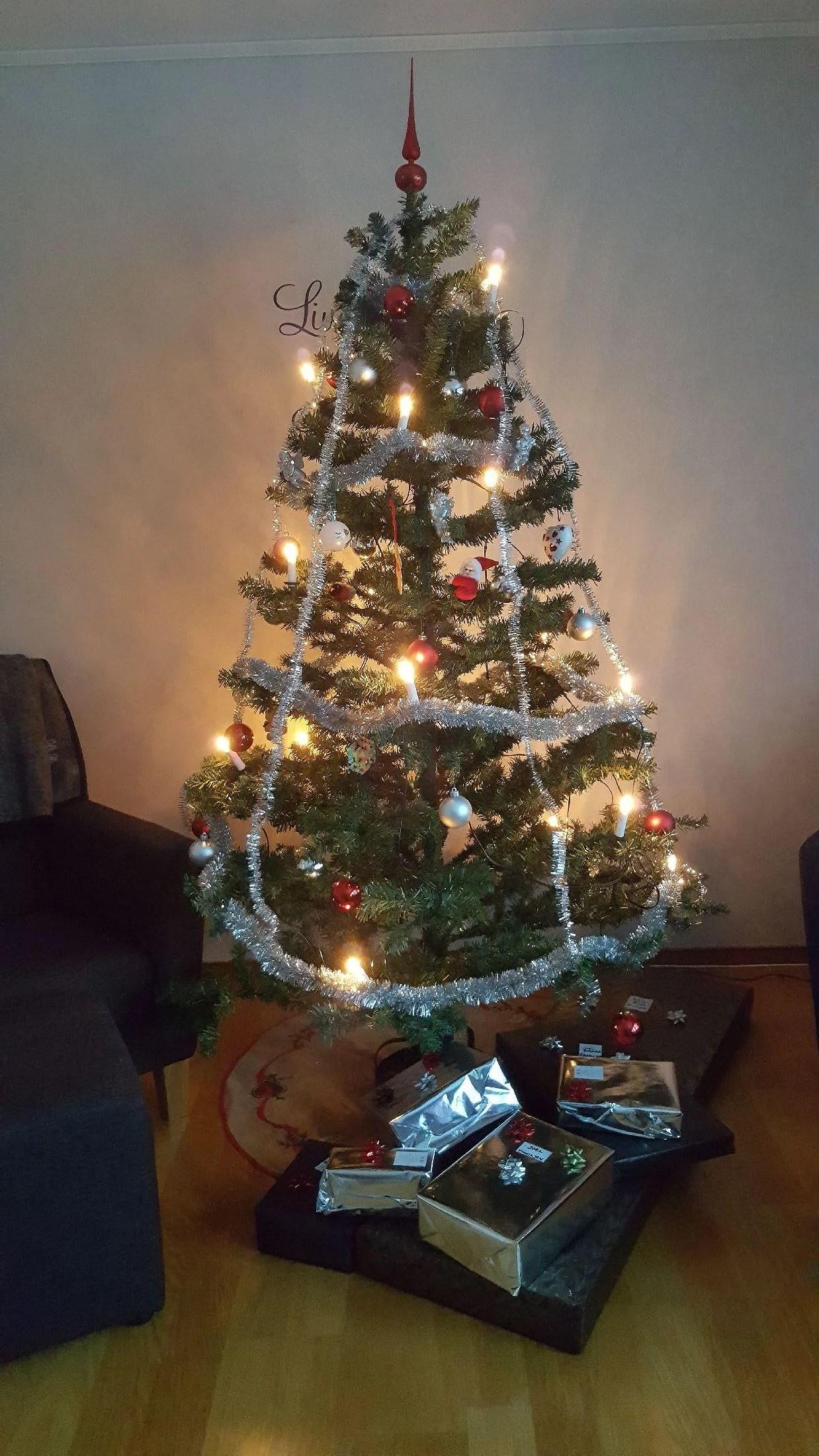 Nu är det jul igen.......