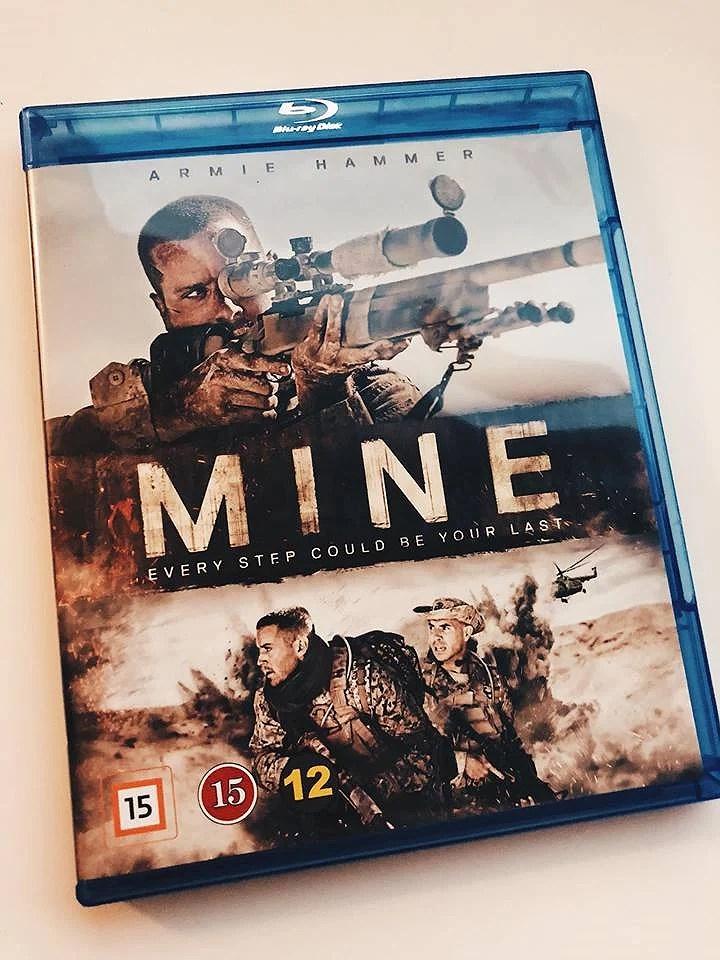 4K spelare + MINE - Film Recension