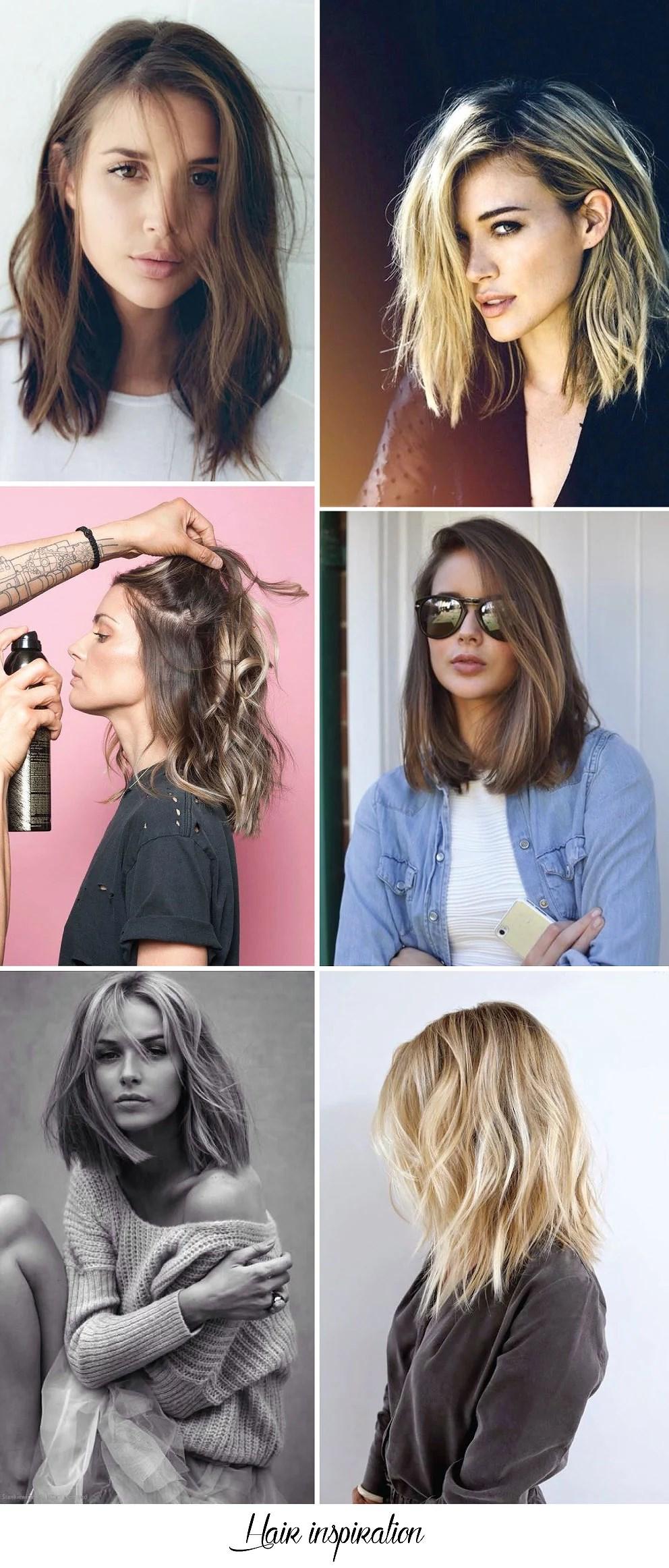 Modeblogger, Dansk modeblog, Hår, Frisurer, Lang page frisure, Flot frisure, Frisure inspiration, Inspiration til frisurer, It's My Passions