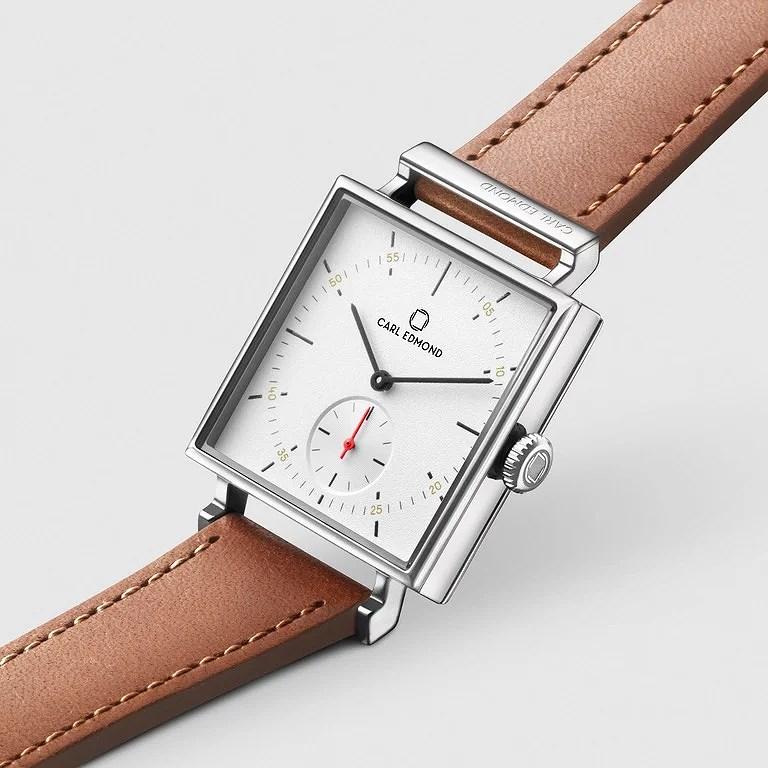 Det nya klockmärket - Carl Edmond